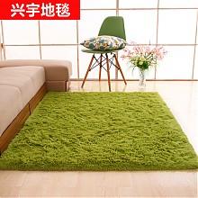 兴宇加厚丝毛地毯0.4米*1.2米