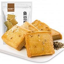 良品铺子烧烤味鱼豆腐170g*4件