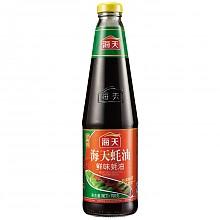 海天鲜味蚝油700g*2瓶