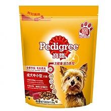 宝路中小型犬成犬牛肉配方粮1.8kg