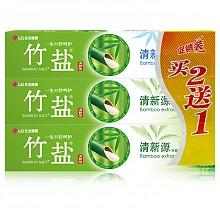 LG竹盐牙膏110g×6