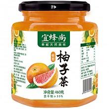 宜蜂尚蜂蜜柚子茶460g