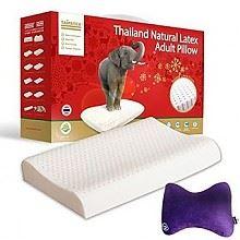 TAIPATEX天然泰国乳胶透气养护枕