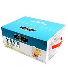 趣园苏打饼干梳打全麦味1280g*2箱
