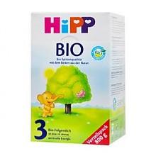 喜宝3段有机婴儿配方奶粉800g*2件