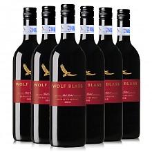 赤霞珠干红葡萄酒 NBA特别版 750ml*6