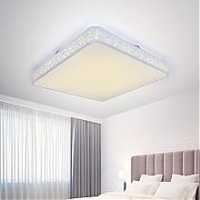 新低价:美的 繁花 遥控版 LED吸顶灯 40w *2件