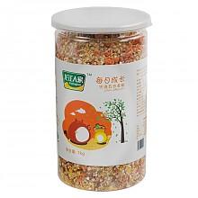 【京东超市】龙江人家 每日成长优选五谷杂粮1kg