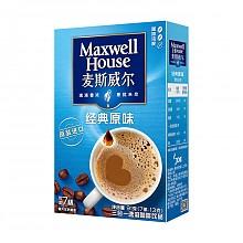限地区:京东凑单麦斯威尔奶香速溶咖啡7条(91克/盒)