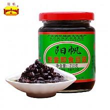 阳帆 葱香即食豆豉 210g
