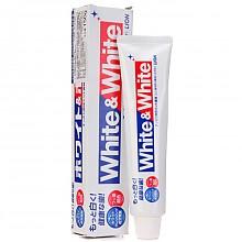 狮王White&white 美白 牙膏 150g