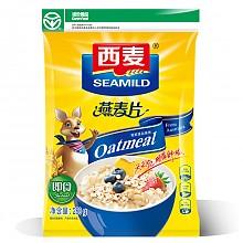 西麦早餐谷物纯燕麦片280g