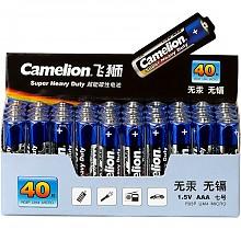 飞狮超能碳性7号电池40节收缩装