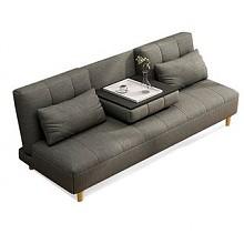 明佳友多功能折叠布艺沙发