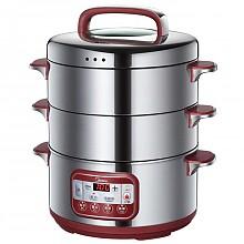 限Plus会员:美的不锈钢电蒸锅