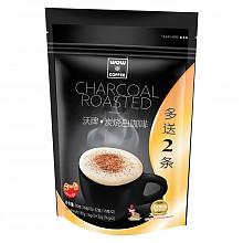 马来西亚WOW COFFEE 速溶咖啡112g/袋(16g×7条)碳烧风味