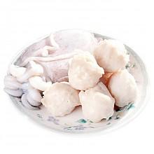 限地区:海欣墨鱼风味鱼丸 500g 约25个