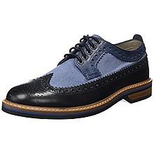 Prime会员:其乐 Pitney Limit 男士系带真皮鞋