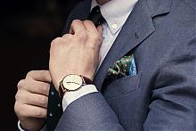 丹尼尔惠灵顿Classic系列 0106DW 男士腕表 真皮表带 质感出众