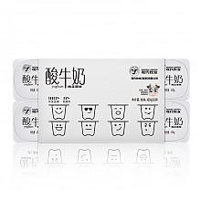 华东福利:现代牧业 原味酸奶100ml*8
