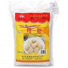 限PLUS会员:风筝特一粉中筋小麦面粉 2.5kg