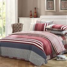 罗莱全棉缎纹四件套 1.8米床款