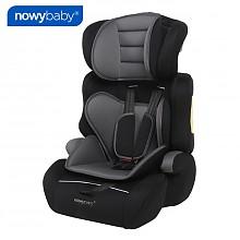 nowybaby儿童安全座椅 9月-12岁 isofix连接