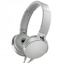 索尼 MDR-XB550AP头戴式耳机