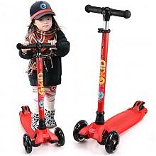 英奇儿童炫酷滑板车
