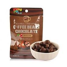 果入味咖啡豆巧克力 35g*4袋
