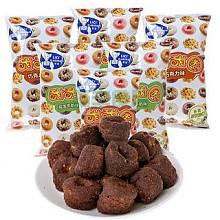临期品:莱茜巧克力甜甜圈 46g*4袋