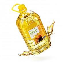 西班牙进口黛尼 一级葵花籽油 非转基因 5L