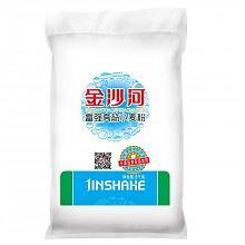 金沙河面粉富强高筋小麦粉5kg