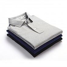 PLUS会员:(三件套装)INTERIGHT男士POLO衫