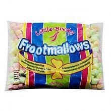 临期品:150g*4袋 小贝棋水果味棉花糖