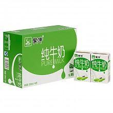 蒙牛 纯牛奶 PURE MILK 250ml*16盒