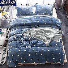 诺诗琪法兰绒毛毯100*150cm