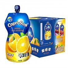 果倍爽橙汁饮料330mlX15包