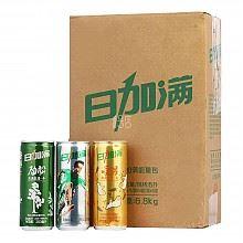 限地区! 日加满能量包量贩装(混合口味)250ml*24瓶