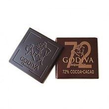 GODIVA 歌帝梵 散装巧克力片 500g 多口味可选