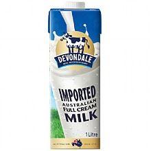 德运 全脂牛奶 1L*10