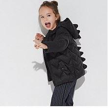 考拉工厂店 恐龙造型羽绒服