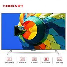 康佳 49英寸 4K 液晶电视