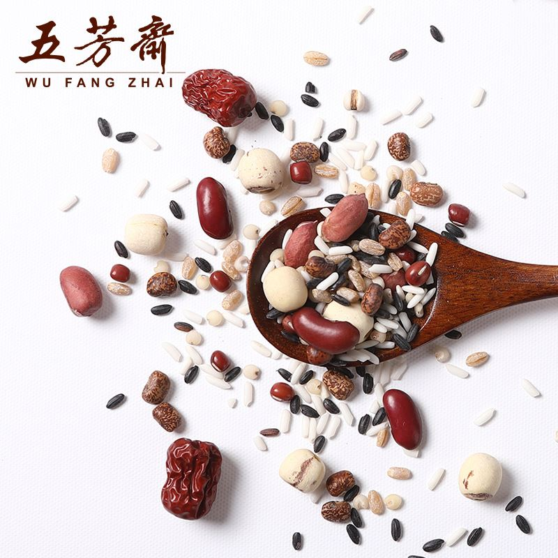 五芳斋杂粮粥米6口味6包共900g