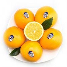新奇士脐橙12个装单果重160-190g