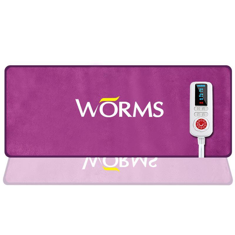 worms家用粗盐热敷包