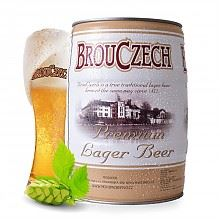 布鲁杰克拉格啤酒5L桶